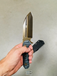 Wandert Tactical Hurricane fixed